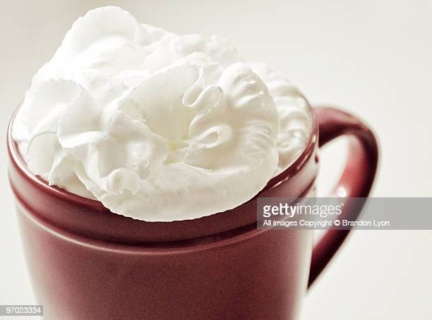 Coffee and (whipped) Cream