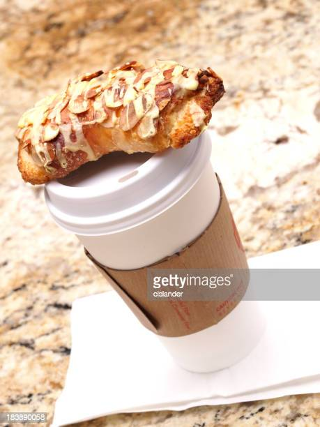 Coffee and Danish to go