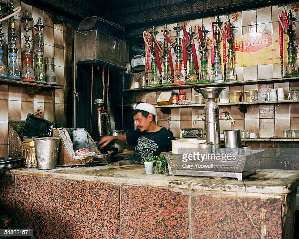Coffee and Narghile shop in Cairo