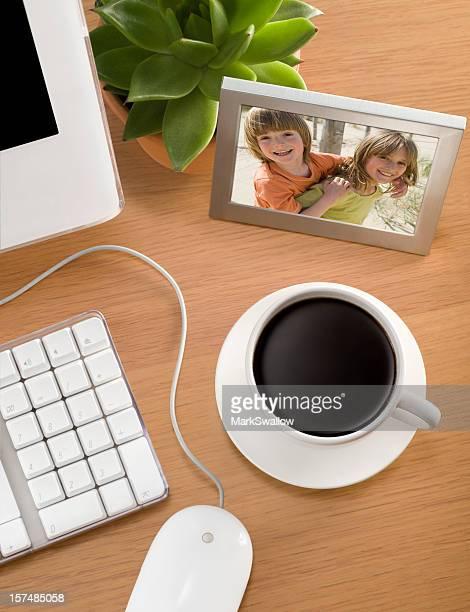 Kaffee und Foto