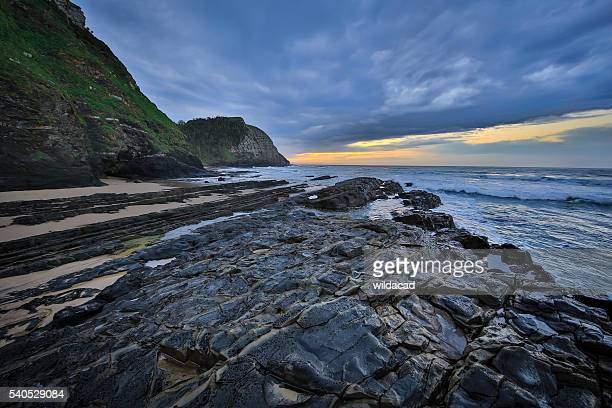 coffee bay - eastern cape stock pictures, royalty-free photos & images