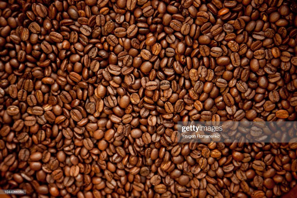Coffee beans background : Photo