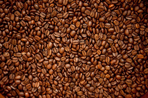 Coffee beans background - gettyimageskorea