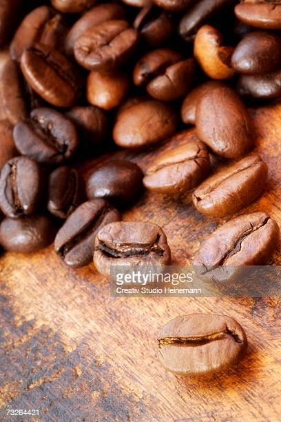 Coffee beans, close-up