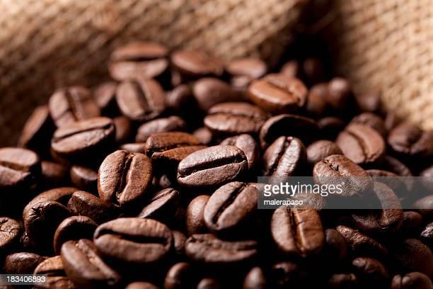 Kaffee Kaffeebohnen