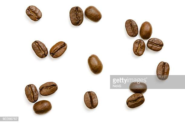 coffee beans - coffee beans stock photos and pictures
