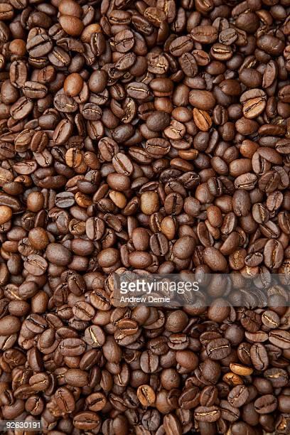 coffee beans - andrew dernie stockfoto's en -beelden