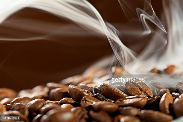 coffee beans. xxxl - coffee beans stock photos and pictures