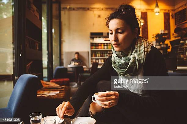 Coffee break in Berlin Kreuzberg