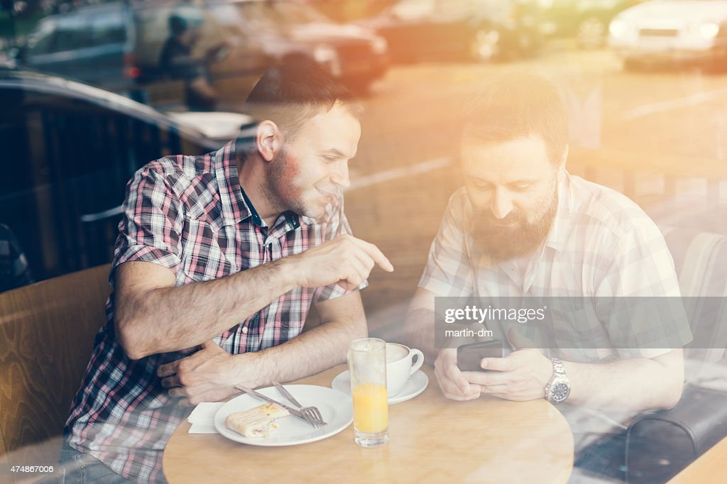Coffee break : Stock Photo