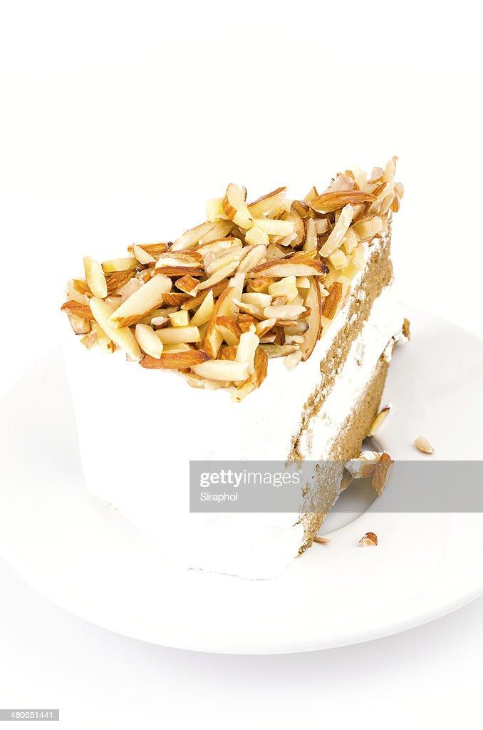 Coffee cake : Stock Photo