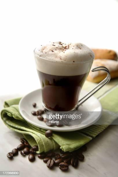 Coffee: Cappuccino
