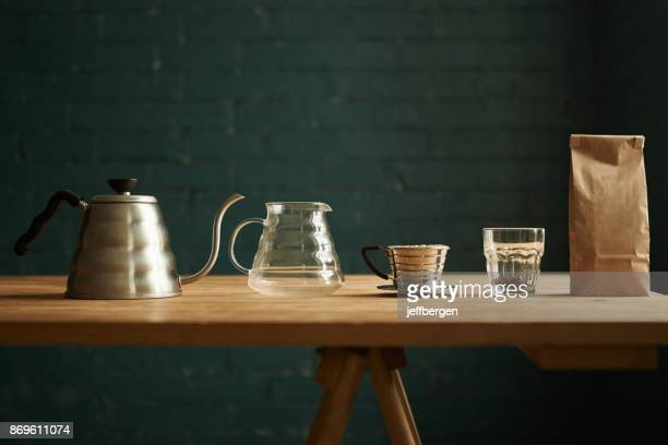 coffee coming right up - mocha stock photos and pictures