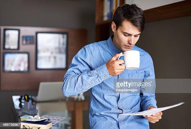 コーヒーの濃度