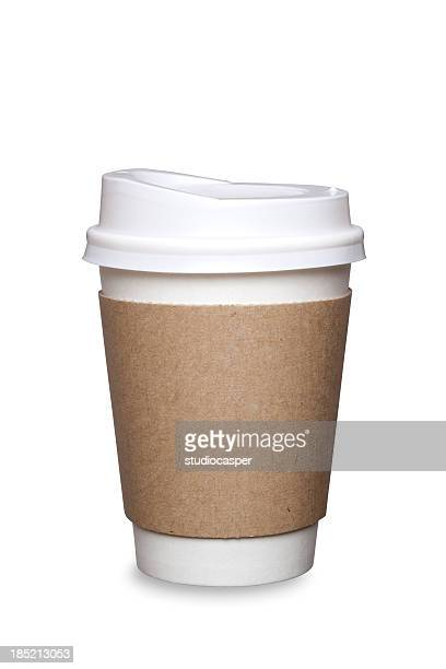 Coffee Cup Isolated