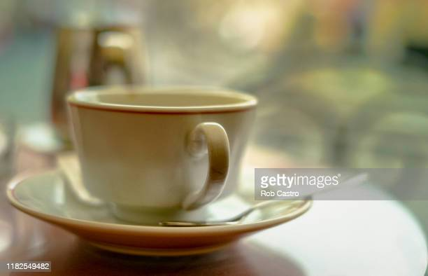 coffee cup - rob castro stock pictures, royalty-free photos & images