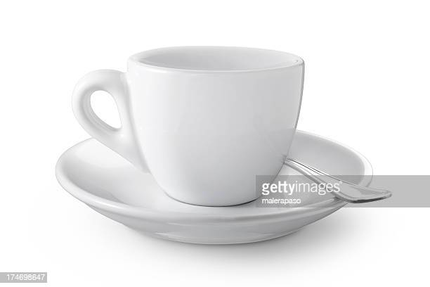 coffee cup - saucer stock pictures, royalty-free photos & images