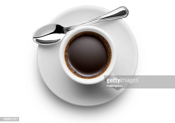 coffee cup - espresso stock photos and pictures