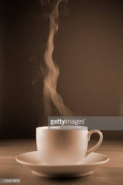 Coffee Cup With Stem