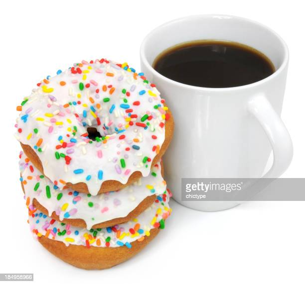 Coffee & Donut
