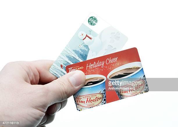 "Starbucks gift card 2013 /"" CANADA"