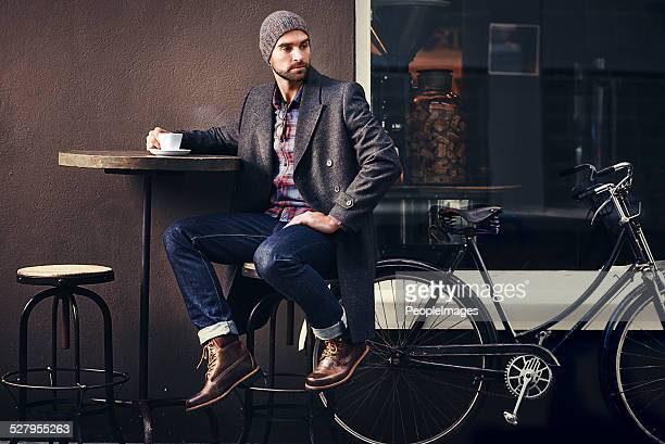coffee is always a good idea - metrosexual stock pictures, royalty-free photos & images