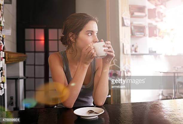 Kaffee ist eine Einladung zum Leben