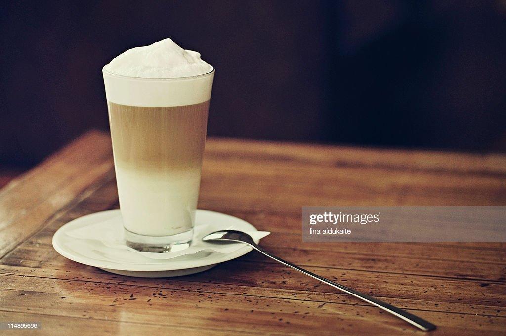 Coffee latte : Stock Photo