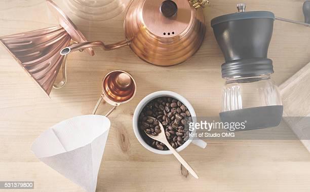 Coffee making utensil