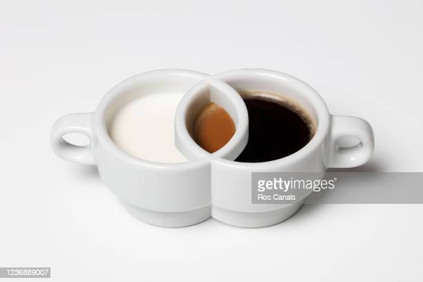 coffee & milk - social justice concept stock pictures, royalty-free photos & images