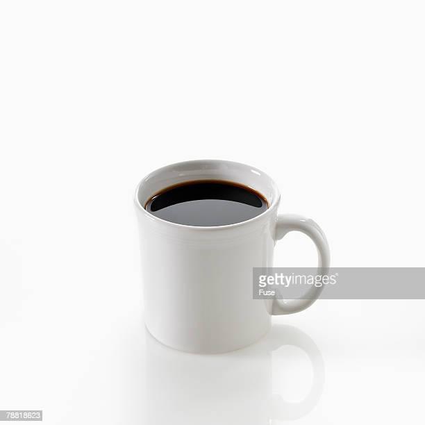 Coffee Mug with Coffee
