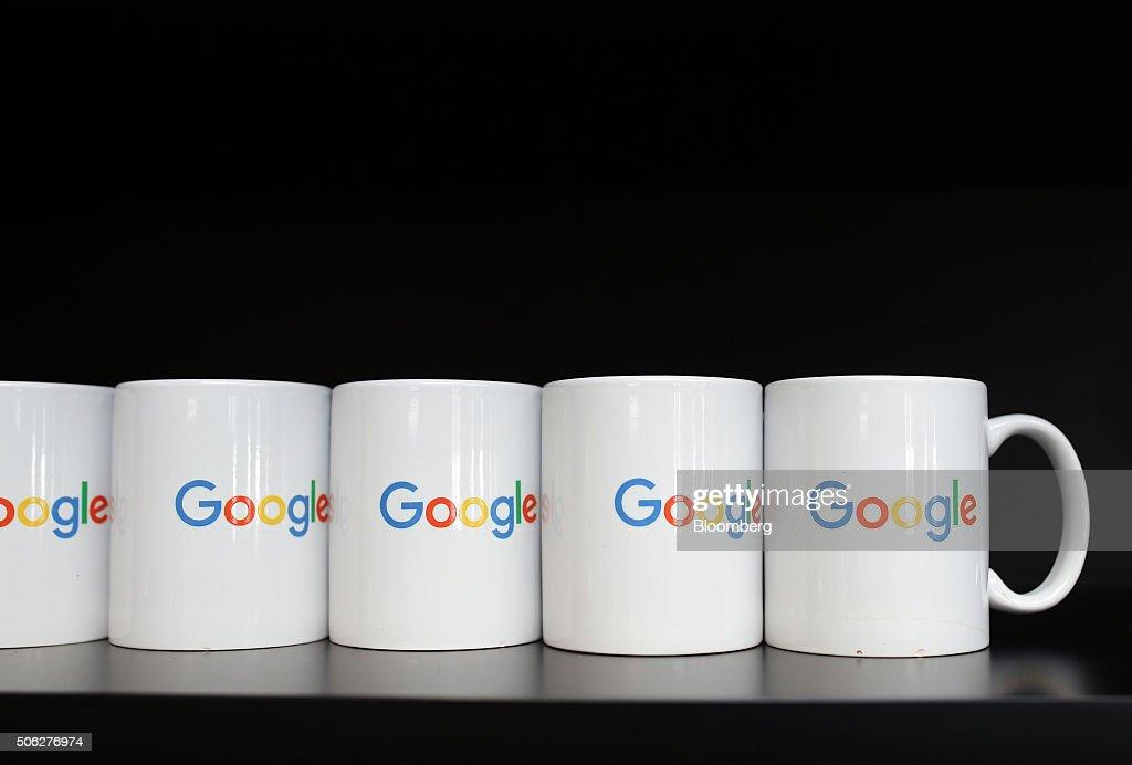 Inside Google Canada's Development Headquarters : News Photo