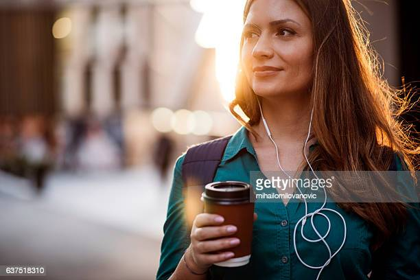 coffee & music - morning stock pictures, royalty-free photos & images