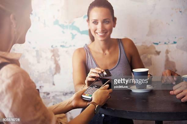 Kaffee auf Guthaben