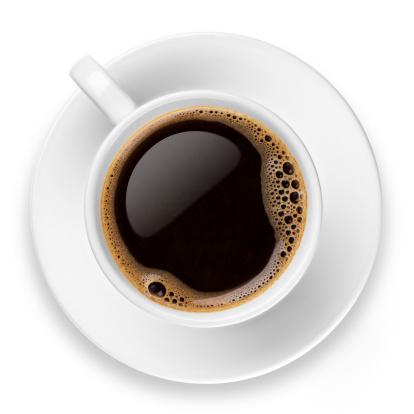 Coffee on white 181101609