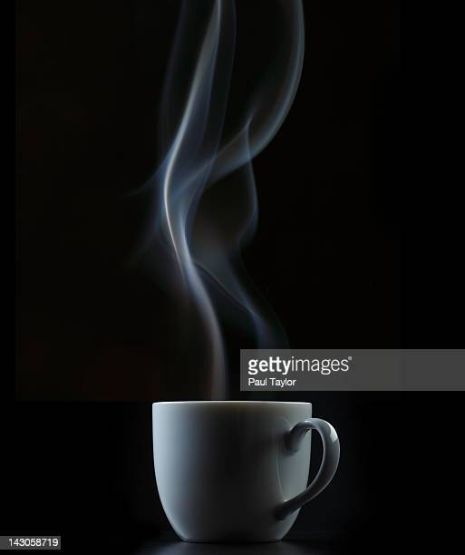 Coffee or Tea Cup with Steam