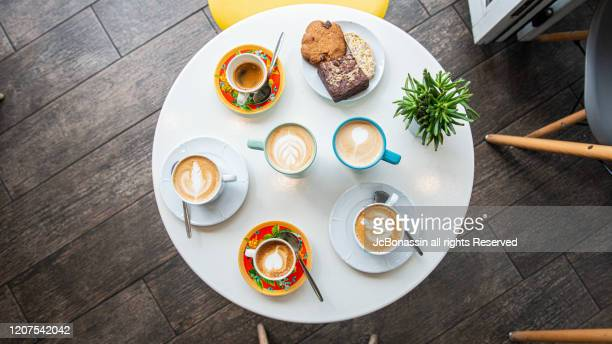 coffee - jcbonassin stock pictures, royalty-free photos & images