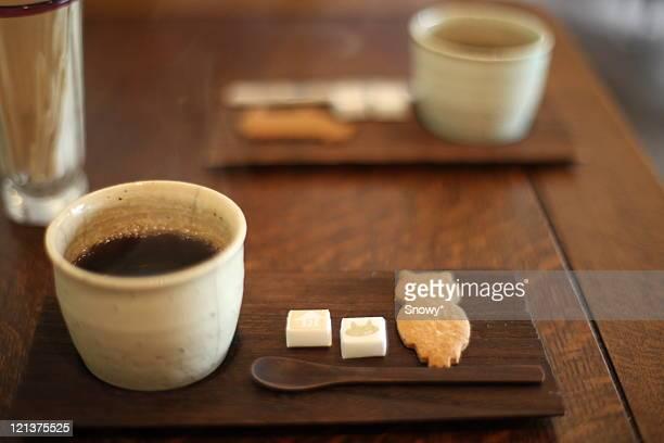 coffee - präfektur aomori stock-fotos und bilder