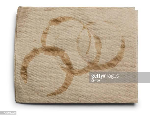 Kaffee-Ringe
