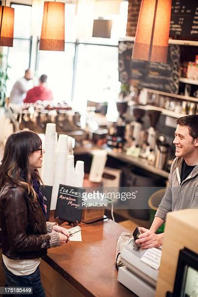 Coffee Shop Customer