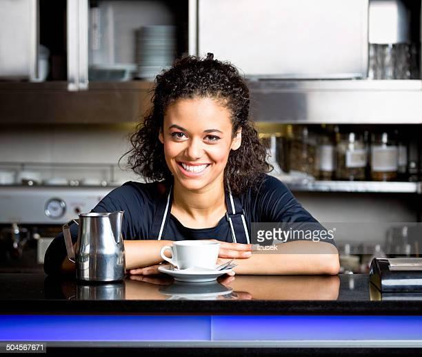 Coffee shop de l'employé