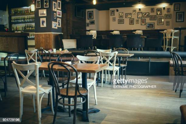 coffee shop enterior - coffee shop stock pictures, royalty-free photos & images