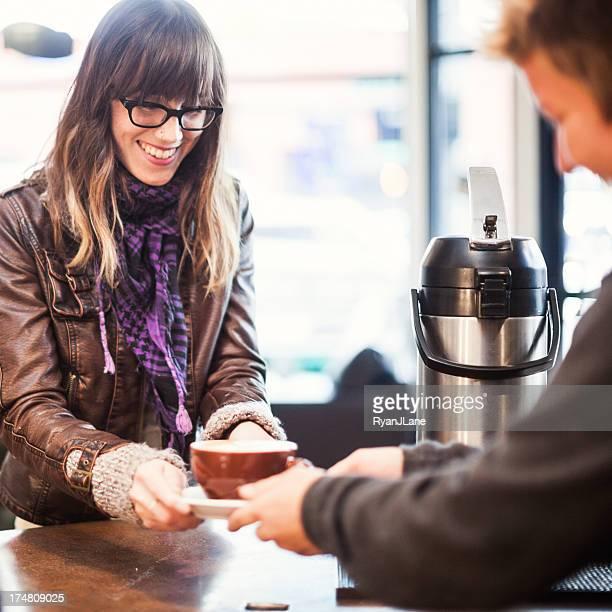 Coffee Shop Latte