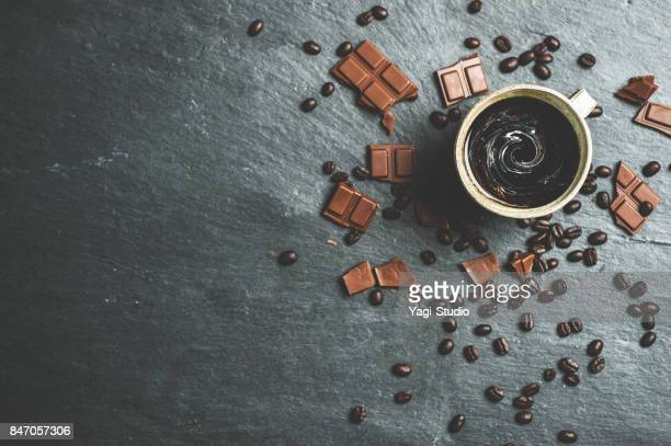 coffee time - chocolate stock pictures, royalty-free photos & images