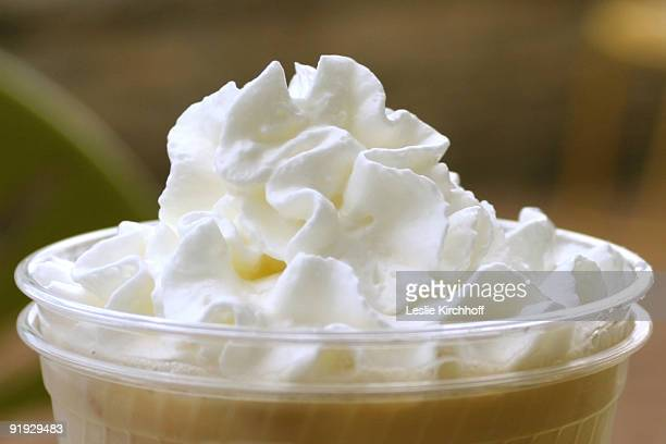 Coffee & whipped cream