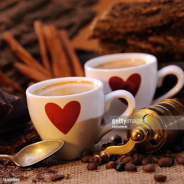 Kaffee mit Liebe