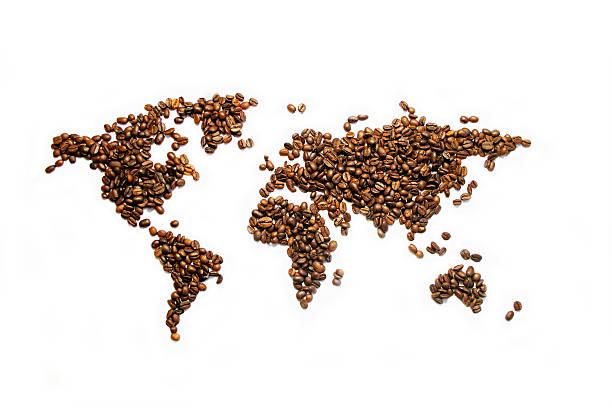 Coffee World Wall Art