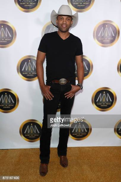 Coffey Anderson attends the 8th Annual Hollywood Music in Media Awards at the Avalon Hollywood on November 16 2017 in Los Angeles California