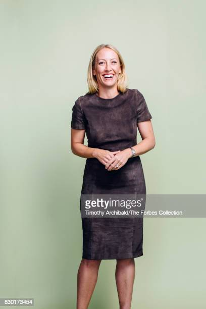 Cofounder and CEO at Eventbrite Inc Julia Hartz is photographed for Forbes Magazine on August 29 2016 in San Francisco California CREDIT MUST READ...