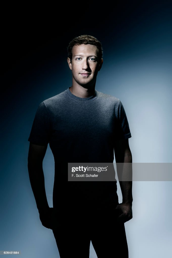 Co-founder and CEO of Facebook, Mark Zuckerberg is photographed for Popular Science on July 5, 2016 in Menlo Park, California. PUBLISHED